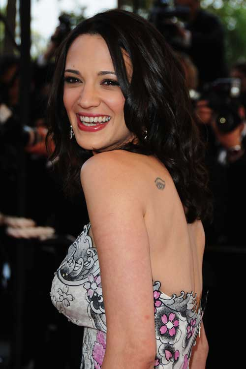 Actress and director Asia Argento is known for her ability to work in